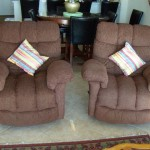 2 recliners are also located in living room - Ocean Villa 2302