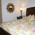 Second bedroom with king bed - Palazzo 106